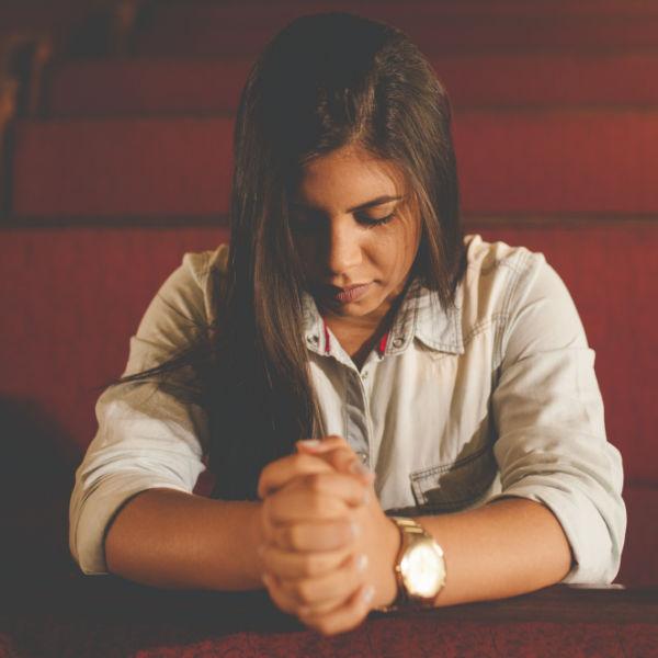 Você precisa de oração?